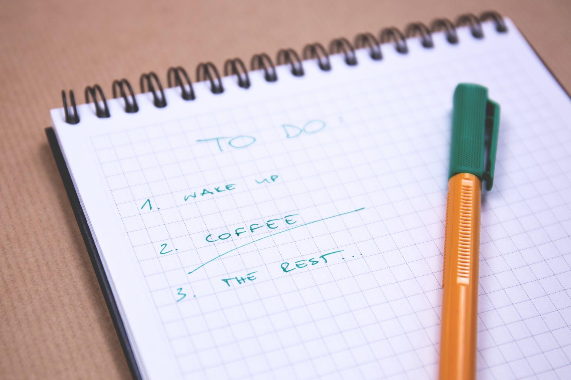 Die Not To Do Liste und ihre wahren Prioritäten